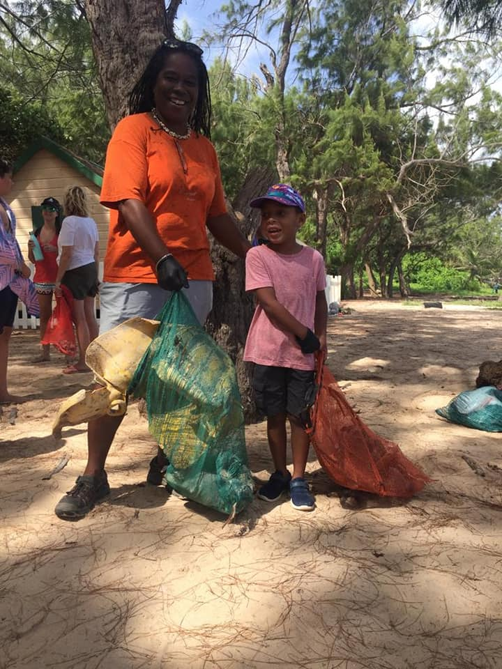 Dare to Care, Ocean Acres Beach Clean-Up