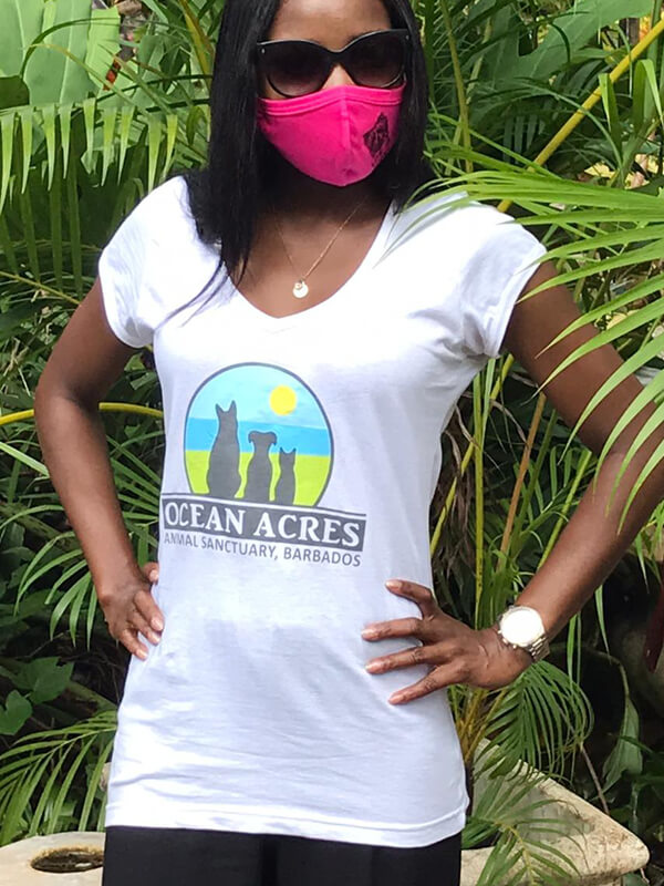Ocean Acres fundraising tshirts